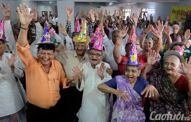 Mỗi năm Ngày quốc tế Người cao tuổi có một chủ đề